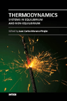 Thermodynamics Systems in Equilibrium and Non-Equilibrium by Juan Carlos Moreno Pirajan