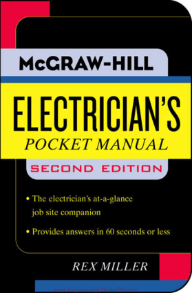 Electricians Pocket Manual By Rex Miller