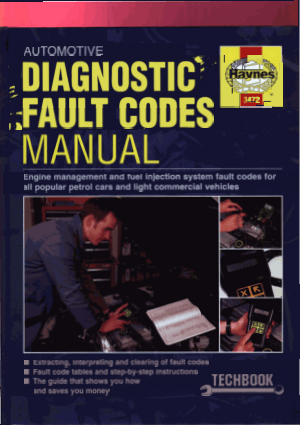 Automotive Diagnostic Fault Codes Techbook Charles White