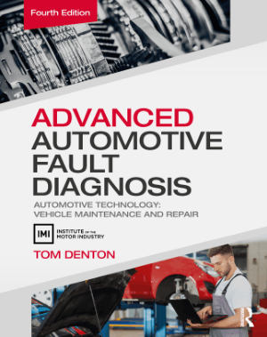 Automotive Technology Vehicle Maintenance and Repair Fourth Edition Tom Denton
