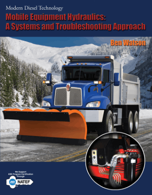 Mobile equipment hydraulics a systems and troubleshooting approach ben watson