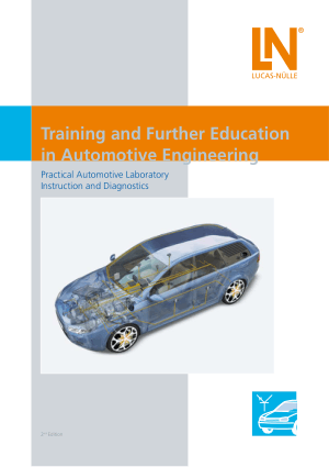 Training and Further Education in Automotive Engineering
