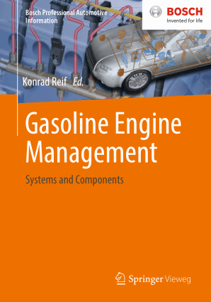 Gasoline Engine Management Systems and Components Konrad Reif