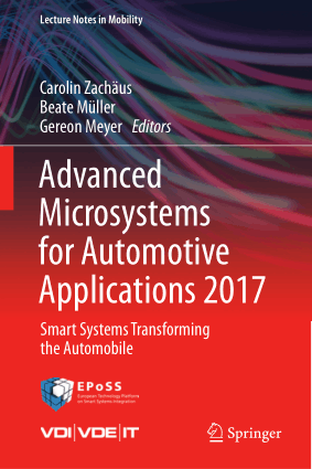 Advanced microsystems for automotive applications 2017 smart systems transforming the automobile Muller
