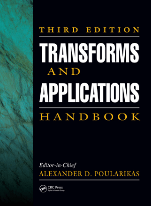 Transforms and Applications Handbook Third Edition