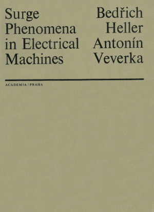 Surge phenomena in electrical machines