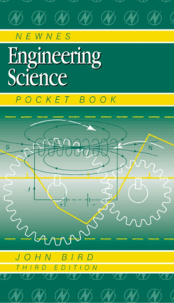 Newnes Engineering Science Pocket Book Third Edition By John Bird
