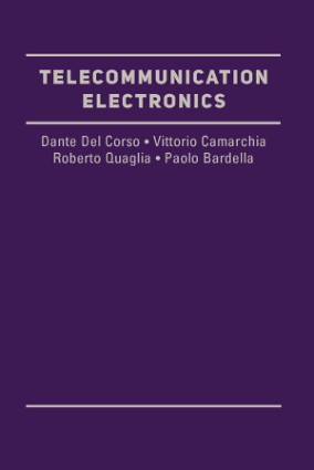 Telecommunication Electronics Dante Del Corso