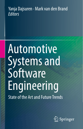 Automotive Systems and Software Engineering Yanja Dajsuren