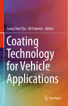 Coating Technology for Vehicle Applications Sung Chul Cha