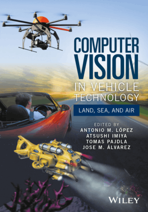 COMPUTER VISION IN VEHICLE TECHNOLOGY LAND SEA AND AIR Antonio M Lopez