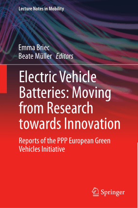 Electric Vehicle Batteries Moving from Research towards Innovation Emma Briec