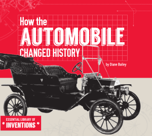 How the Automobile Changed History Diane Bailey