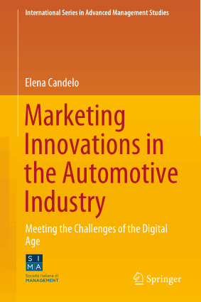 Marketing Innovations in the Automotive Industry Elena Candelo