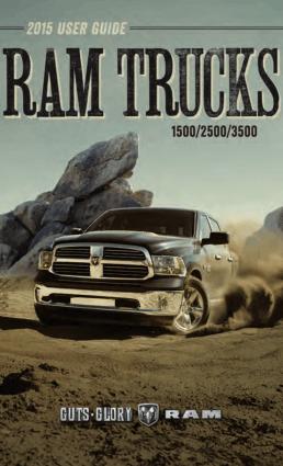 RAM Trucks 1500 2500 3500