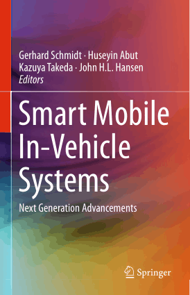 Smart Mobile In Vehicle Systems Next Generation Advancements Gerhard Schmidt