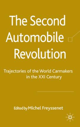 The Second Automobile Revolution Michel Freyssenet