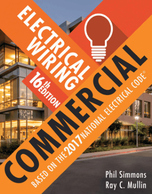 Electrical Wiring Commercial 16th Edition National Electrical Code by Phil Simmons and Ray C. Mullin
