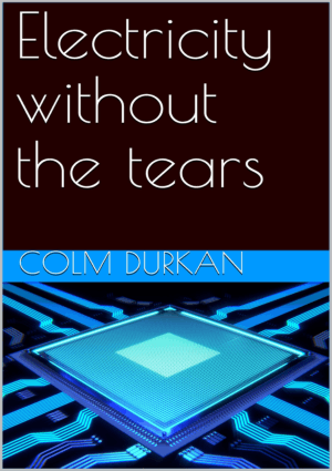 Electricity without the tears by Colm Durkan