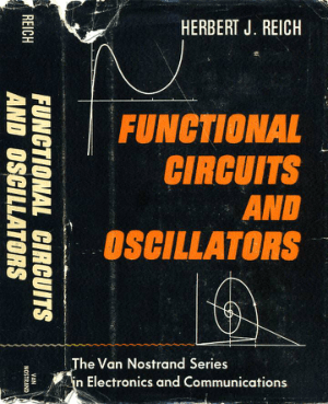 Functional Circuits and Oscillators by Herbert J. Reich