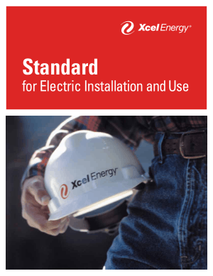 Standard for Electric Installation and Use