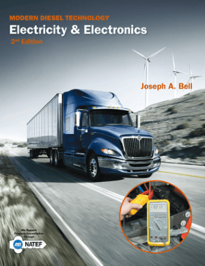 Modern Diesel Technology Electricity and Electronics 2nd Edition by Joseph A. Bell