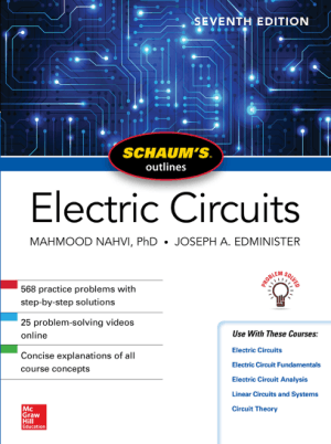 Electric Circuits Seventh Edition Mahmood Nahvi and Joseph A Edminister