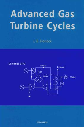 J.H. Horlock Advanced Gas Turbine Cycles