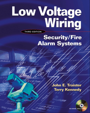 Low Voltage Wiring Security Fire Alarm Systems by Terry Kennedy and John E Traister