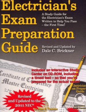 Electricians Exam Preparation Guide Eighth Edition by John E Traister and Dale C Brickner unlocked