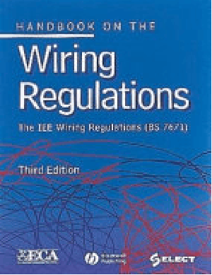 Handbook on the Wiring Regulations Third Edition