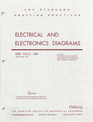 Electrical and Electronics Diagrams