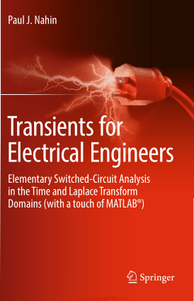 Transients for Electrical Engineers by Paul J Nahin
