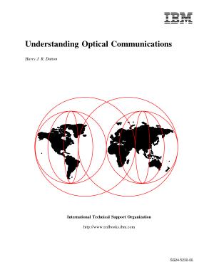 Understanding Optical Communications Harry J. R. Dutton International