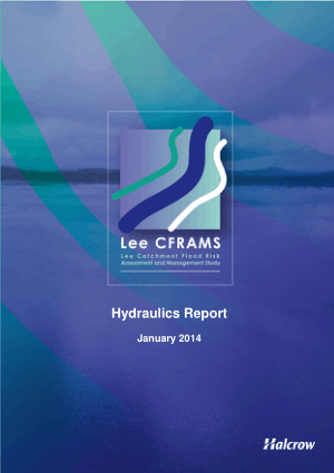 Lee CFRAMS Hydraulics Report