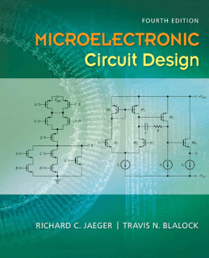 microelectronic circuit design 4th edition jaeger