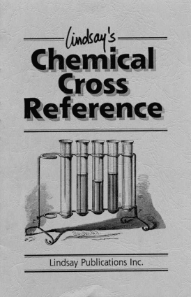 Old Chemical Name Cross Reference – Lindsay