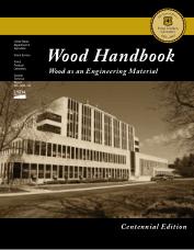 wood handbook wood as an engineering material