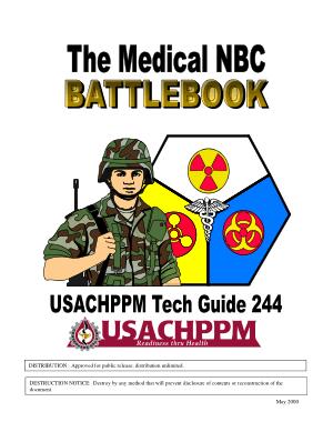 Medical NBC Battlebook