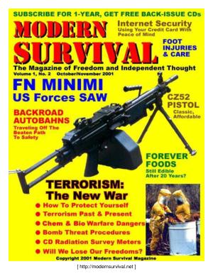 Modern_Survival