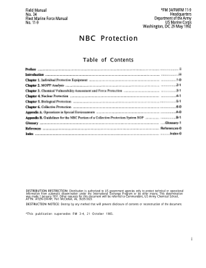 NBC Protection