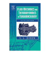 fluid mechanics and thermodynamics of turbomachinery 5th edition