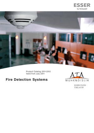 Esser Fire Detection Systems