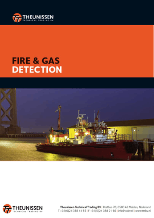 FIRE and GAS DETECTION