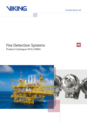 Viking Fire Detection Systems Product Catalogue
