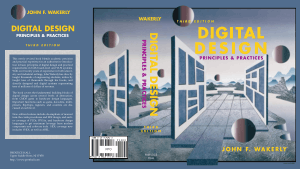 john f wakerly digital design principles and practices
