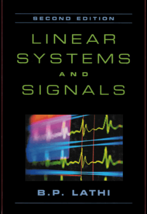 linear systems and signals 2nd edition b p lathi