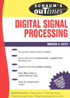 schaums outlines of digital signal processing