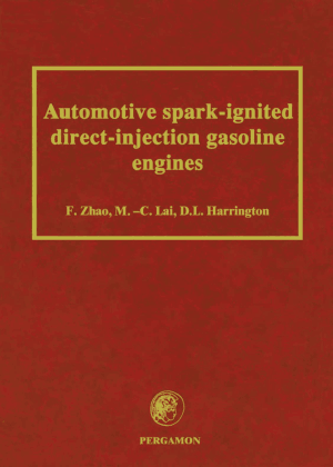 Automotive spark ignited direct injection gasoline engines