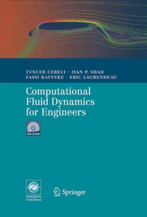 Computational Fluid Dynamics for Engineers Tuncer Cebeci